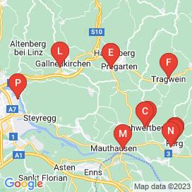 Standorte von Jobs in Grünbichl (Grünbichl) - Mai 2018