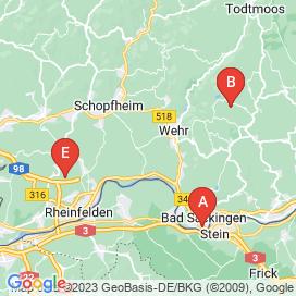 Standorte von Elektronik / Installation Jobs in Zeiningen - August 2018