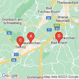 Standorte von Jobs und Stellenangebote in Ternitz - April 2018