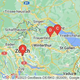 Standorte von Informatiker Jobs  - Mai 2018