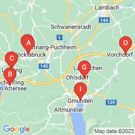 Standorte von Techniker Jobs in Pinsdorf - Mai 2018