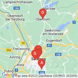 Standorte von Fahrzeug Jobs in Eugendorf - April 2018