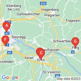 Standorte von 10+ Schlosser-Schweißer Jobs in Enns - Juli 2018