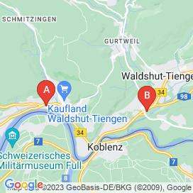 Standorte von Jobs und Stellenangebote in Untersiggenthal - April 2018