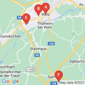Standorte von Entwicklung Jobs in Wels - Juni 2018