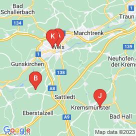 Standorte von Vollzeit Jobs in Kremsmünster - Juni 2018