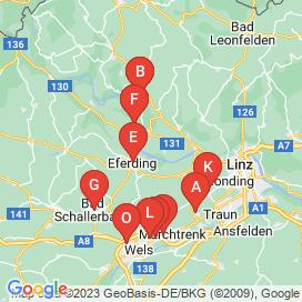 Standorte von 40+ Jobs in Eferding - Juli 2018