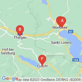 Standorte von Jobs in Sankt Gilgen - Mai 2018