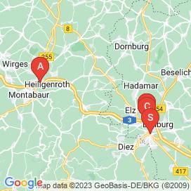 Standorte von Jobs in Heistenbach - Mai 2018