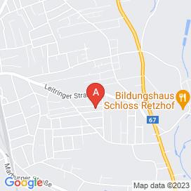 Standorte von Kreativ Jobs in Graz-Umgebung - August 2018