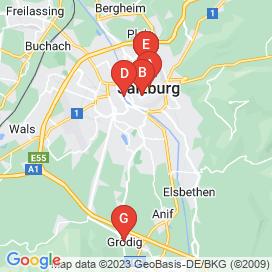Standorte von Schlosser Jobs in Grödig - April 2018