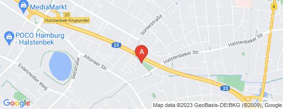 Standort von Umzugshelfer/in Vollzeit (Helfer/in - Lagerwirtschaft, Transport)