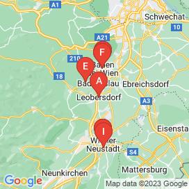 Standorte von Büro Jobs in Enzesfeld-Lindabrunn - Mai 2018