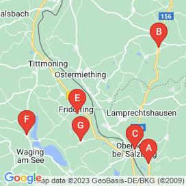 Standorte von Einkauf / Lager / Transport Jobs in Moospirach - August 2018