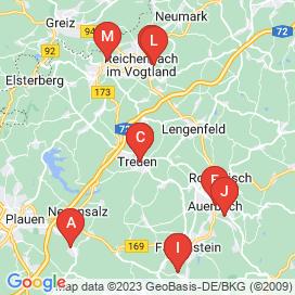 Standorte von Jobs in Rodewisch - Mai 2018