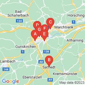 Standorte von Lehrling Jobs in Wels - August 2018