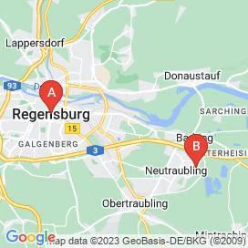Standorte von Kaufmännische Sachbearbeiter Jobs in Regensburg - August 2018