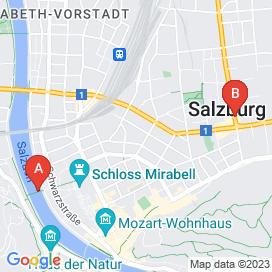 Standorte von Sonstiges Jobs in Zwieselweg, Salzburg - Juli 2018