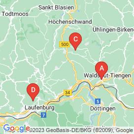 Standorte von Bau Jobs in Böttstein - Mai 2018