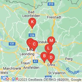 Standorte von Gehalt von 415 € bis 850 € Jobs in Engerwitzdorf - Mai 2018