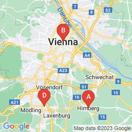 Standorte von Hardware Jobs in Wien-Umgebung - April 2018