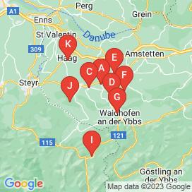 Standorte von Jobs in Ertl - Juni 2018