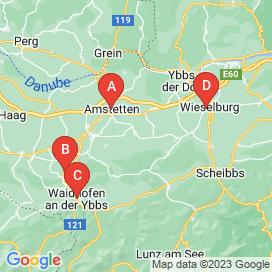 Standorte von In Waidhofen Jobs  - August 2018