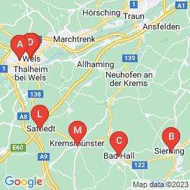 Standorte von Lebensmittelverkäuferin Jobs in Kremsmünster - Juni 2018