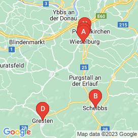 Standorte von Jobs in Scheibbs - Mai 2018