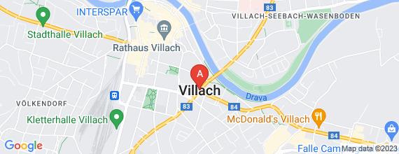 Standort von VILLACH | MITARBEITER SERVICE ON TRAIN M/W