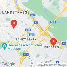 Standorte von Remote Jobs in Wien - Juli 2018