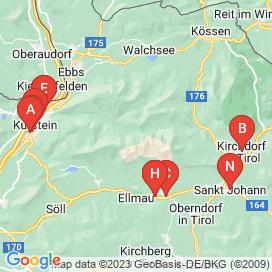 Standorte von 30+ Jobs in Going Am Wilden Kaiser - August 2018