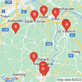 Standorte von Vollzeit Jobs in Dietach - Mai 2018