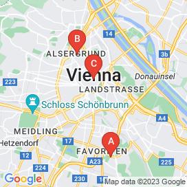 Standorte von Process Jobs in Wien - Juli 2018