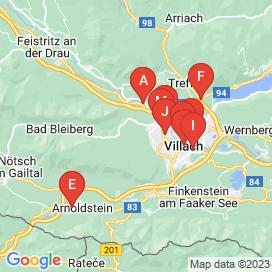 Standorte von Jobs in Villach - Mai 2018