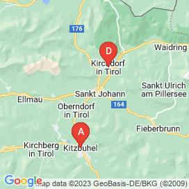 Standorte von Hotellerie Jobs in Kitzbühel - Juni 2018