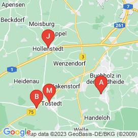 Standorte von 10+ Jobs in Tostedt - August 2018