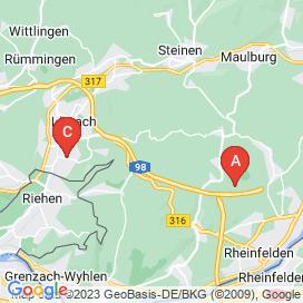 Standorte von Reinigung / Facility Management Jobs in Kaiseraugst - Mai 2018