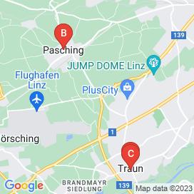 Standorte von Ferial Jobs in Linz-Land - Mai 2018