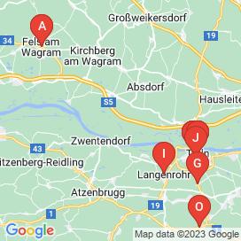Standorte von Jobs in Zwentendorf (Zwentendorf) - Mai 2018