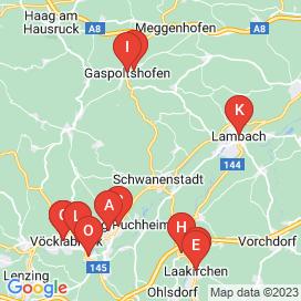 Standorte von Jobs in Niederthalheim - Mai 2018