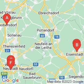 Standorte von Büro / Administration Jobs in Neufeld an der Leitha - Mai 2018