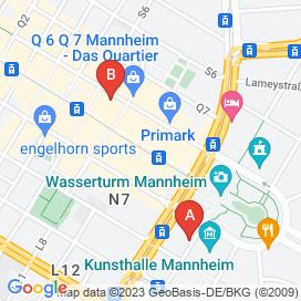 Standorte von Beauty / Wellness / Sport Jobs in Viernheim - Juli 2018