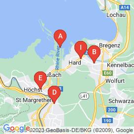 Standorte von 10+ Gehalt von 800 € bis 1500 € Jobs in Harder Straße, Fußach