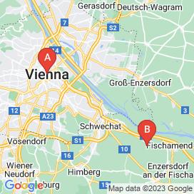 Standorte von Mercedes Jobs  - August 2018