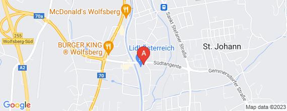 Standort von Neueröffnung: Filialleiter/in  9400 Wolfsberg, Auenfischerstr. 38