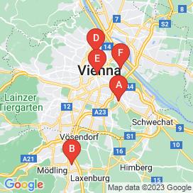 Standorte von Praktikum Jobs in Wien - Juli 2018