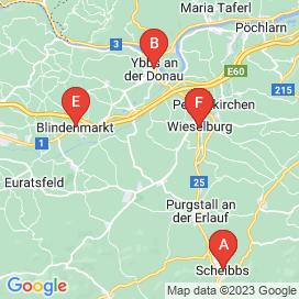 Standorte von Angebot Jobs in Wieselburg an der Erlauf - Juni 2018