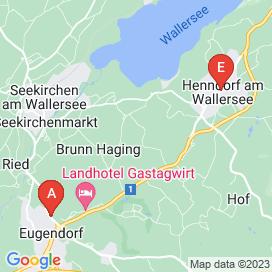 Standorte von Kassenkraft Jobs in Salzburg-Umgebung - Juli 2018