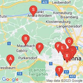 Standorte von 30+ Gastronomie Jobs in Purkersdorf - August 2018